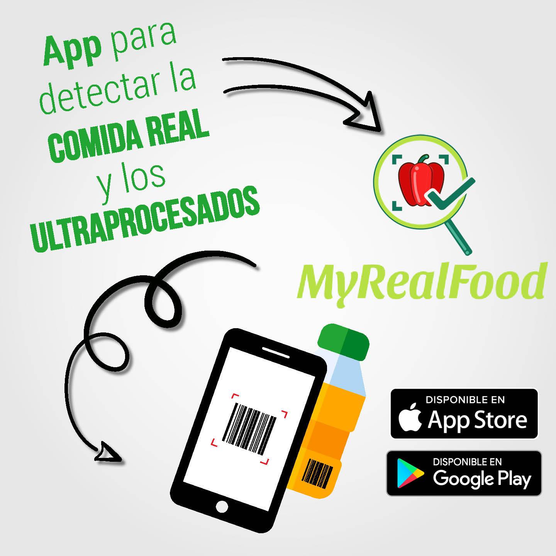 App my real food