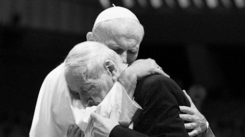 Juan Pablo II y Stefan Wyszyński