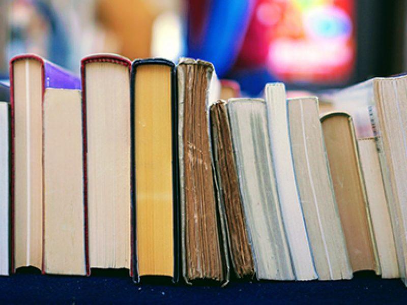 libros organizados